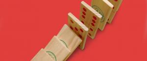 giant dominoes blog post