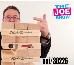 joe show stacking 2