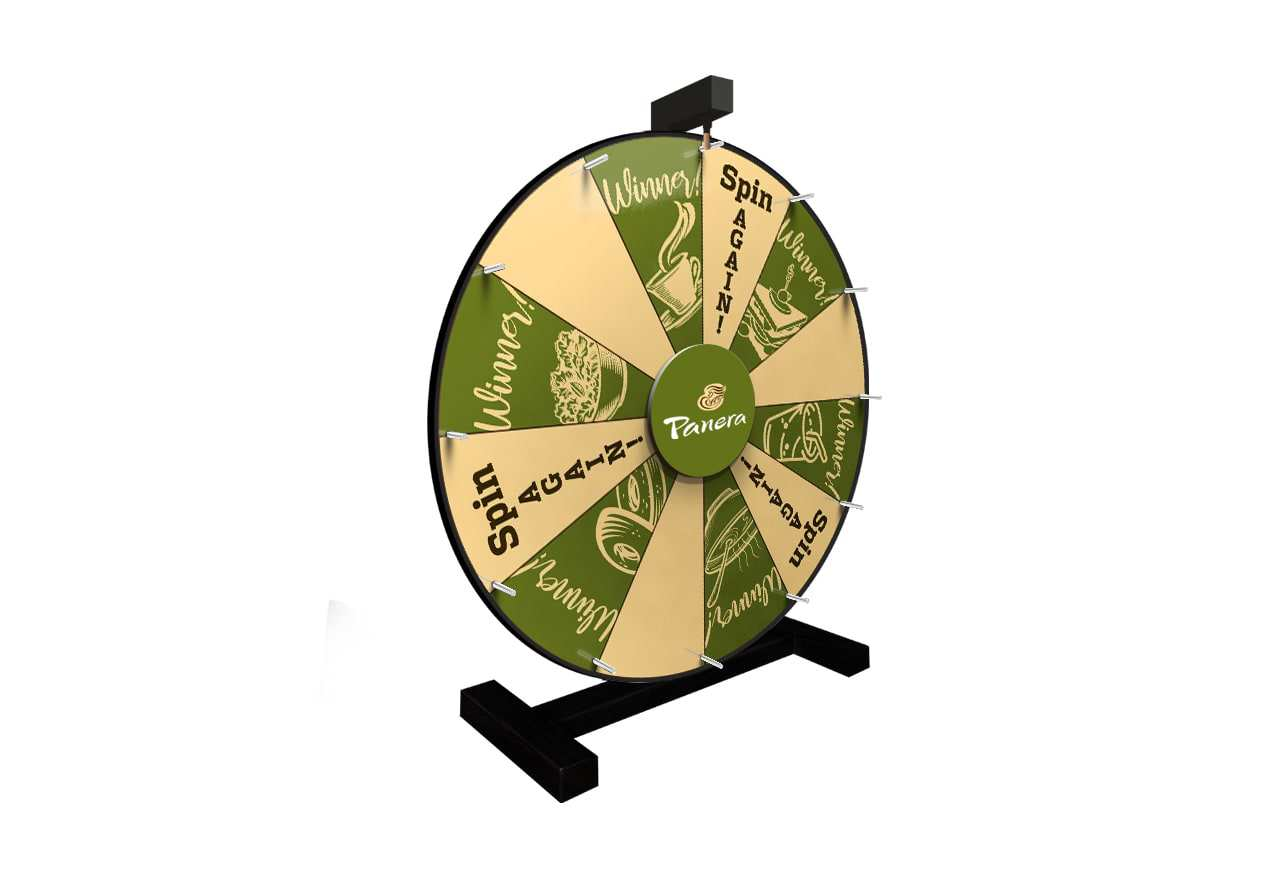 Branded Prizewheel product image
